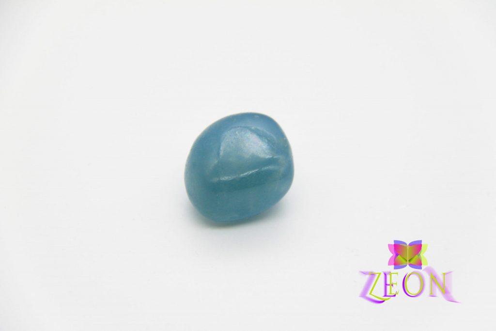 Blue Onyx – Aquatine Lemurian Calcite
