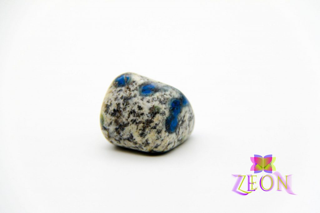 K2 Jasper Azurite in Granite