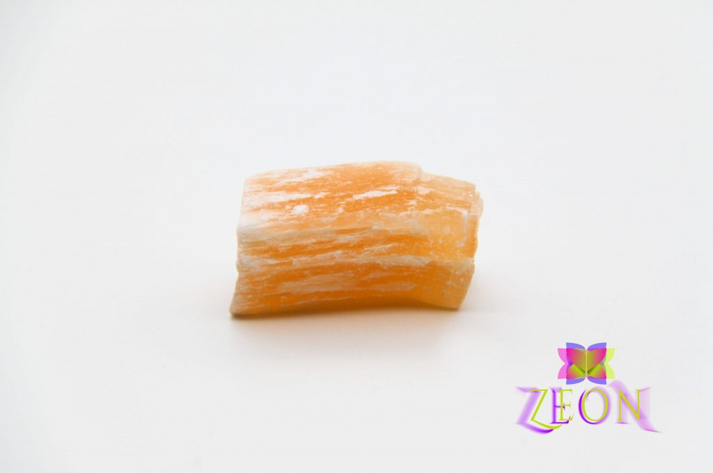 Peach Selenite