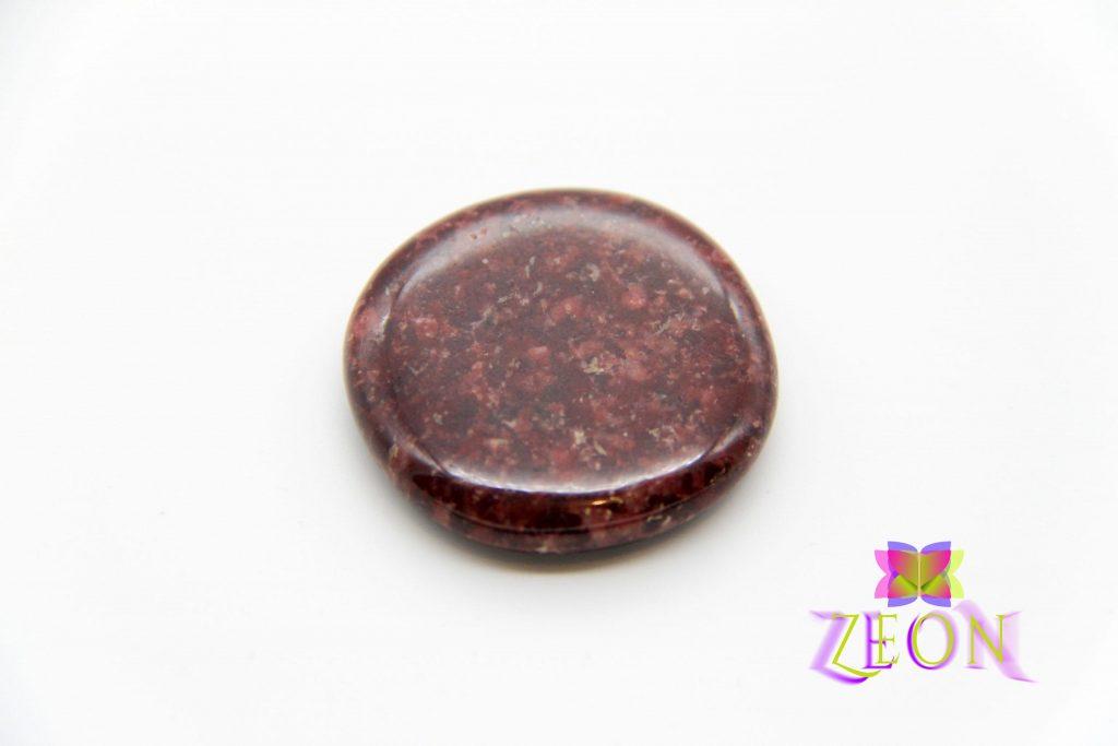 Red Pectolite – Red Larimar